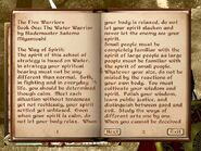 The Water Warrior Page 1-2