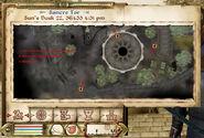 Sancre Tor Local Map 1