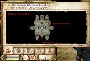 Battlemage Barracks Map