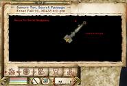Secret Passageway Map