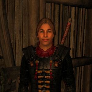 Blademaster Jules Cullen