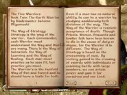 The Earth Warrior Page 1-2