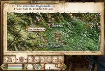 Mor Dradig Portal Map Marker