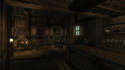 Foxtail Tavern Interior