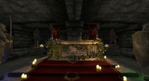St Alessia's Memorial