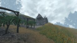 A Taste of Morrowind, Shed, Cape Town exterior