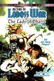 Lady of Pharis volume 1