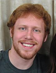 Red Headed Young Man