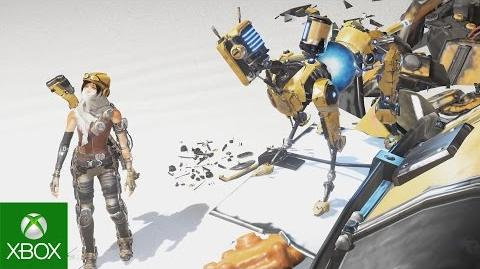 ReCore Launch Trailer