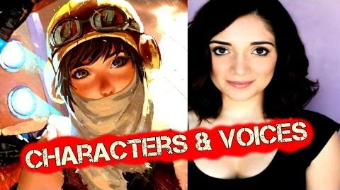 Recore Characters & Voice Cast - Recore Cinematic With Cutscenes - Recore Gameplay