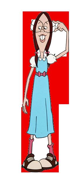 Gretchen Grundler | Wiki Recreo | Fandom