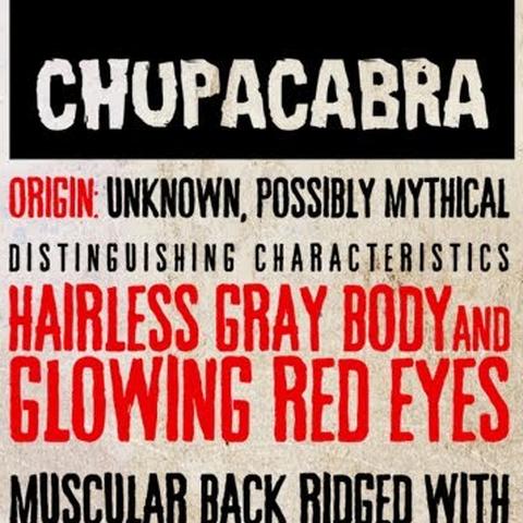 Rockstar's description of the creature.