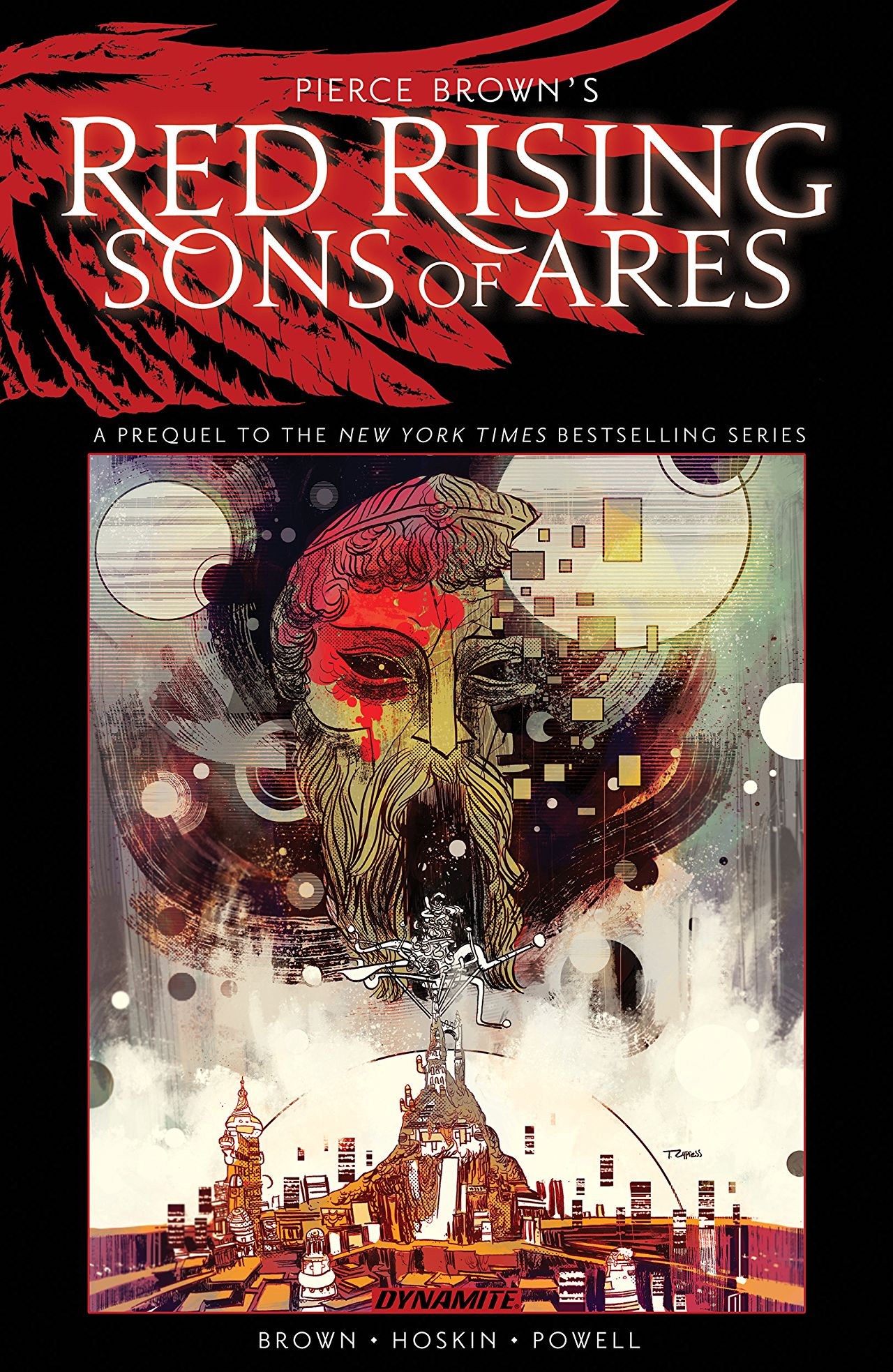 Red Rising: Sons of Ares | Red Rising Wiki | FANDOM powered