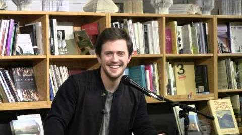 Event- Pierce Brown Talks GOLDEN SON