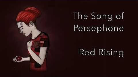 The Song of Persephone - Red Rising Trilogy-0