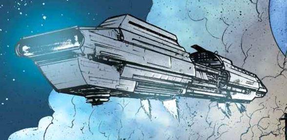 TorchShip Landing