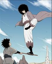 Cheon and Yulian Mock Combat