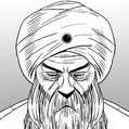 Nei Sunajin Portrait