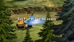 El Puño de la Colossus