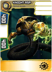Knight Asp Dorado