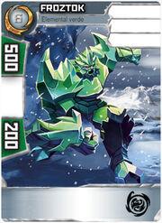 Froztok Verde