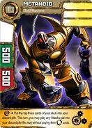Metanoid(Gold) MonsterCard