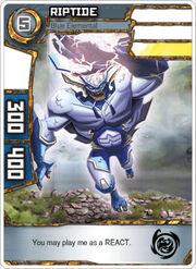 Riptide Azul
