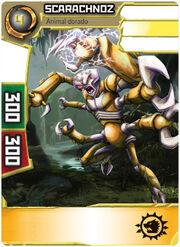 Scarachnoz Dorado