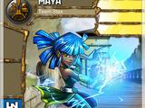 Maya (Character Card)