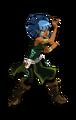 Redakai characters maya