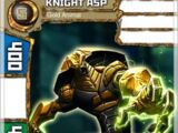 Knight Asp - Gold Animal