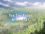 The Two Faces Of Ky Stax