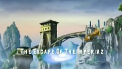 The escape of the imperiaz