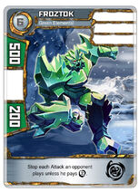 Green-froztok