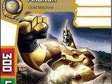 Magnox - Gold Machine