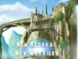 New RedaKai New Warriors