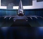 Lokar's new throne room
