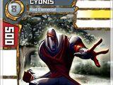 Cyonis - Red Elemental