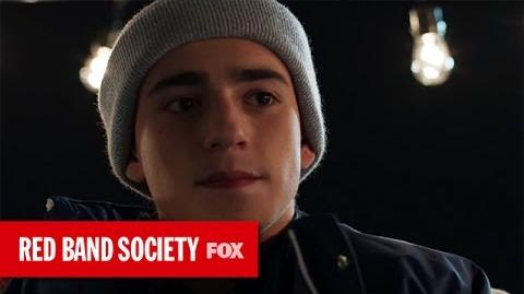 Character Profile Leo Roth RED BAND SOCIETY FOX BROADCASTING