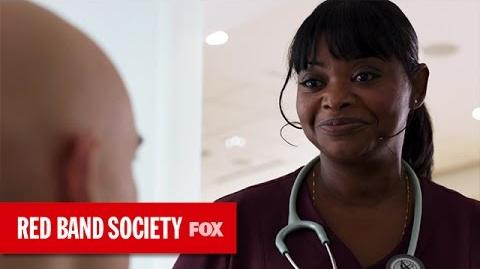 Character Profile Nurse Jackson RED BAND SOCIETY FOX BROADCASTING