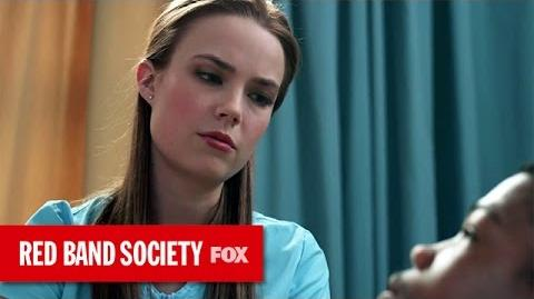 Character Profile Nurse Brittany Dobler RED BAND SOCIETY FOX BROADCASTING
