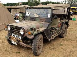 AMG M151 A2 (1978) GB (owner Gavin Broad)