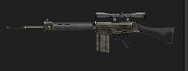 RS L1A1 sniper