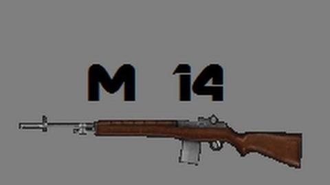 Red Crucible M14