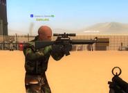 M16 sniper third persion