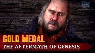 Red Dead Redemption 2 - Mission -4 - The Aftermath of Genesis -Gold Medal-