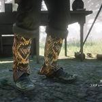 西猯皮護腿