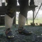 傳奇野豬野牛皮獵鳥鞋