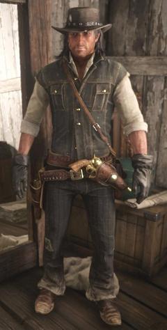 Mersten RDR2 Cowboy