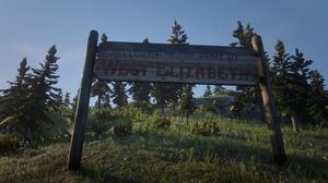 West Eli Sign